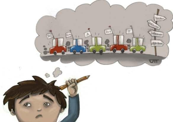 come scoraggiare l'apprendimento