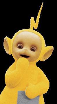 teletubbie giallo