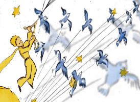 le illustrazioni del piccolo principe