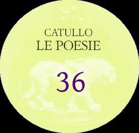 catullo carme 36