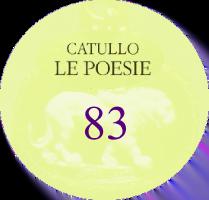 catullo carme 83
