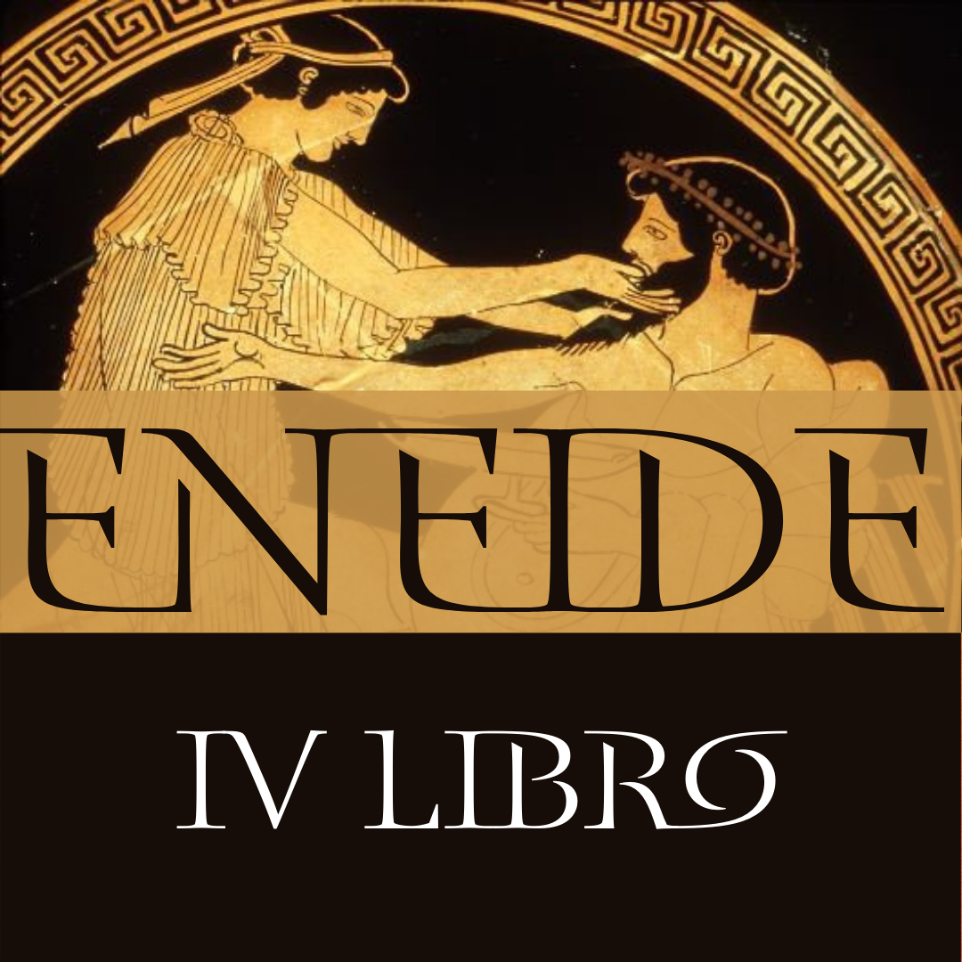 Eneide IV libro enea e didone