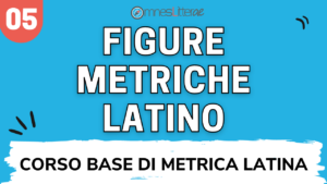 figure metriche latino sinalefe sinafia