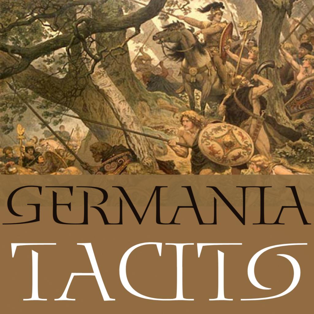 traduzione germania tacito